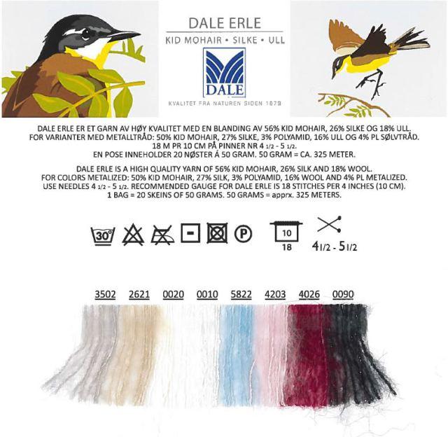 Erle yarn
